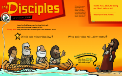 Spark Family: The Disciples