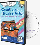 Creation, Noah's Ark, and Other Bible Stories DVD: Volume 1