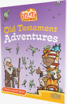 Old Testament Adventures: A Play and Learn Book