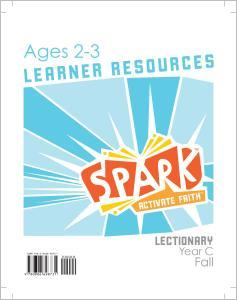 Spark Lectionary / Fall 2016 / Age 2-3 / Learner Leaflets