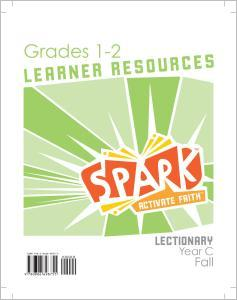 Spark Lectionary / Fall 2016 / Grades 1-2 / Learner Leaflets