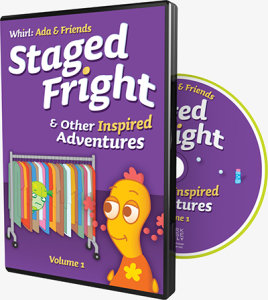 Staged Fright and Other Inspired Adventures: Volume 1
