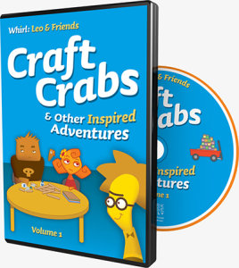 Craft Crabs and Other Inspired Adventures: Volume 1