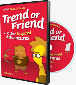 Trend or Friend and Other Inspired Adventures: Volume 2