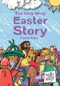 The Holy Moly Easter Story Collection DVD