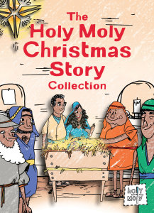 The Holy Moly Christmas Story Collection DVD