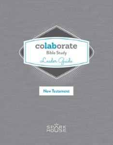 Colaborate: Bible Study Leader Guide: New Testament