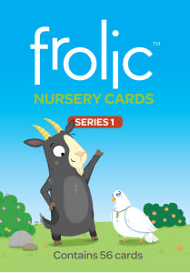 Frolic Nursery Cards