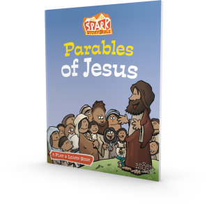 Parables of Jesus: A Play and Learn book