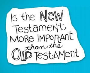 re:form Digital Lesson | Is the New Testament more important than the Old Testament?