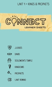 Connect / Unit 4 / Learner Sheets