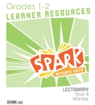 Spark Lectionary / Winter 2020-2021 / Grades 1-2 / Learner Leaflets