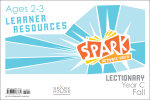 Spark Lectionary / Year C / Fall 2019 / Age 2-3 / Learner Leaflets
