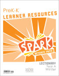 Spark Lectionary / Year A / Winter 2019-2020 / PreK-K / Learner Leaflets