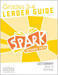 Spark Lectionary / Year A / Winter 2019-2020 / Grades 3-4 / Leader Guide
