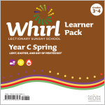 Whirl Lectionary / Year C / Spring / Grades 3-4 / Learner Pack