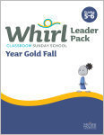 Whirl Classroom / Year Gold / Fall / Grades 5-6 / Leader Pack