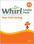 Whirl Classroom / Year Gold / Spring / Grades 3-4 / Leader Pack