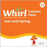 Whirl Classroom / Year Gold / Spring / Grades 3-4 / Learner Pack