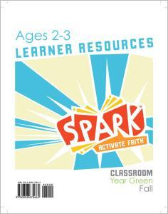 Spark Classroom / Year Green / Fall / Age 2-3 / Learner Leaflets
