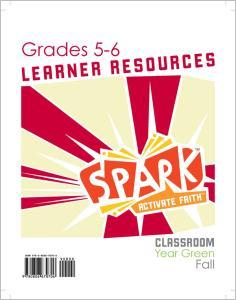 Spark Classroom / Year Green / Fall / Grades 5-6 / Learner Leaflets
