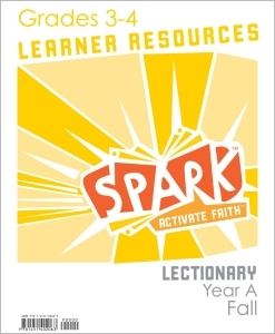 Spark Lectionary / Fall 2020 / Grades 3-4 / Learner Leaflets