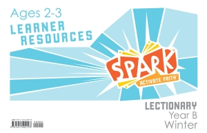 Spark Lectionary / Winter 2020-2021 / Age 2-3 / Learner Leaflets