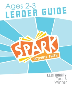 Spark Lectionary / Winter 2020-2021 / Age 2-3 / Leader