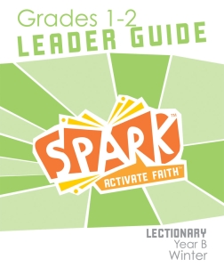 Spark Lectionary / Winter 2020-2021 / Grades 1-2 / Leader