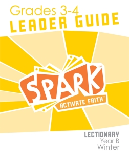 Spark Lectionary / Winter 2020-2021 / Grades 3-4 / Leader
