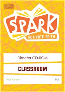 Spark Classroom / Year Green / Fall / Director CD