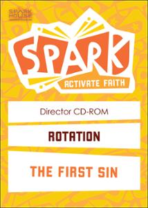 Spark Rotation / The First Sin / Director CD