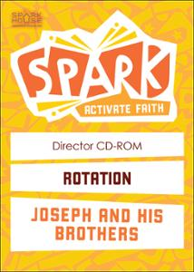 Spark Rotation / Joseph and His Brothers / Director CD
