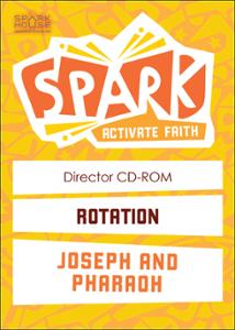 Spark Rotation / Joseph and Pharaoh / Director CD