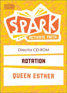 Spark Rotation / Queen Esther / Director CD