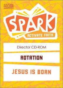 Spark Rotation / Jesus Is Born / Director CD