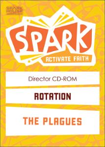 Spark Rotation / The Plagues / Director CD