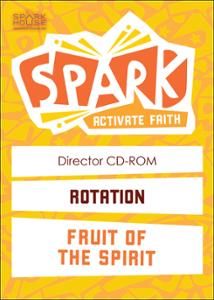 Spark Rotation / Fruit of the Spirit / Director CD