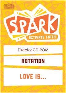 Spark Rotation / Love Is... / Director CD