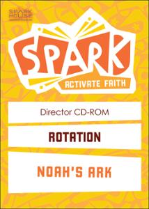 Spark Rotation / Noah's Ark / Director CD