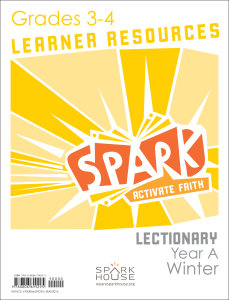 Spark Lectionary / Year A / Winter 2019-2020 / Grades 3-4 / Learner Leaflets