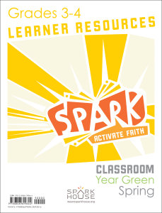 Spark Classroom / Year Green / Spring / Grades 3-4 / Learner Leaflets