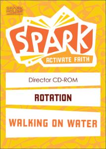 Spark Rotation / Walking on Water / Director CD