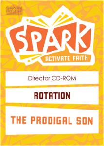 Spark Rotation / The Prodigal Son / Director CD