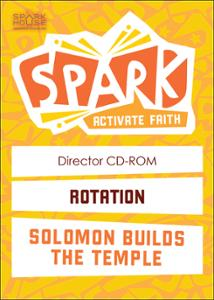 Spark Rotation / Solomon Builds the Temple / Director CD