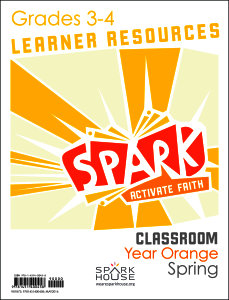 Spark Classroom / Year Orange / Spring / Grades 3-4 / Learner Leaflets