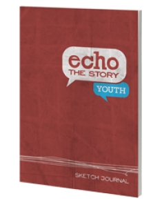 Echo the Story 12 / Youth Sketch Journal
