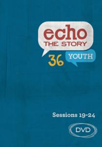 Echo the Story 36 Sessions 19-24 DVD