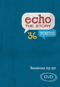 Echo the Story 36 Sessions 25-30 DVD