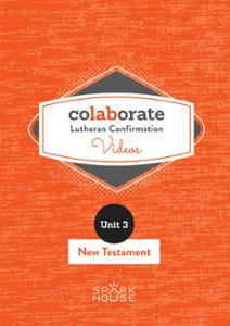 Colaborate: Lutheran Confirmation / DVD / New Testament